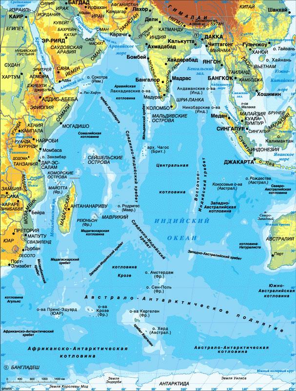 karta indokean